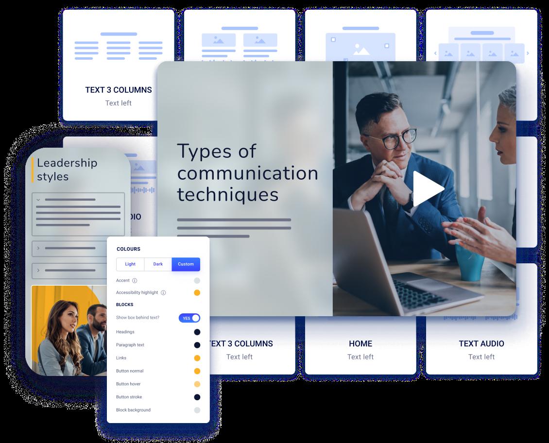 Types of Communication Techniques module